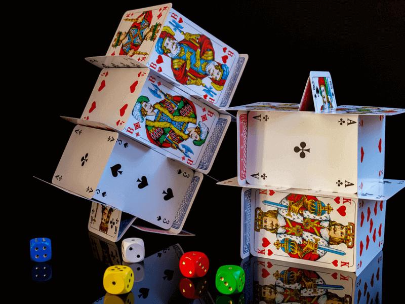 castelli di carte